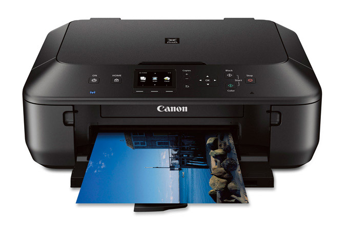 Printer Canon MG5640 Driver for Linux Mint 18 How to Download and Install - Featured