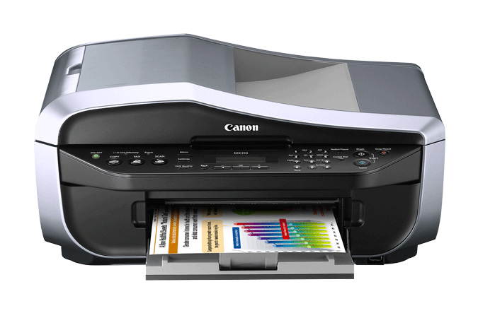 How to Install Canon PIXMA MX310 on Ubuntu GNU/Linux - Featured