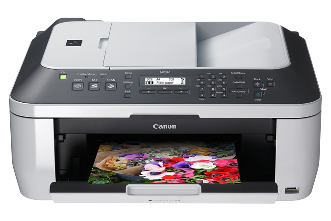 Canon MX320 Driver Ubuntu 16.04 Xenial How to Download and Install - Featured