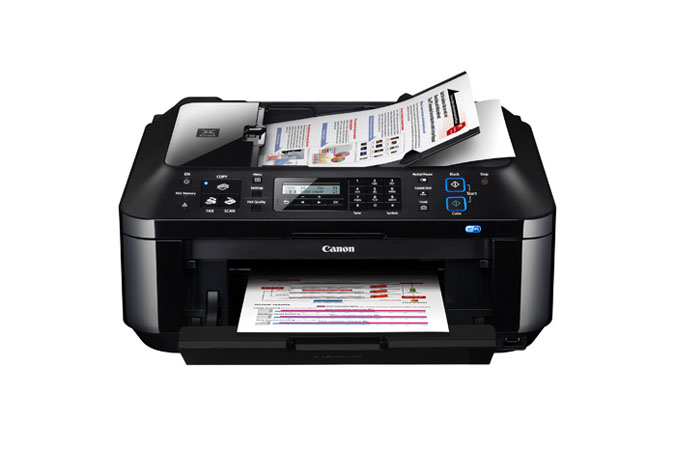 Printer Canon MX454 / MX455 Driver for Ubuntu 16.04 Xenial How to Download and Install - Featured