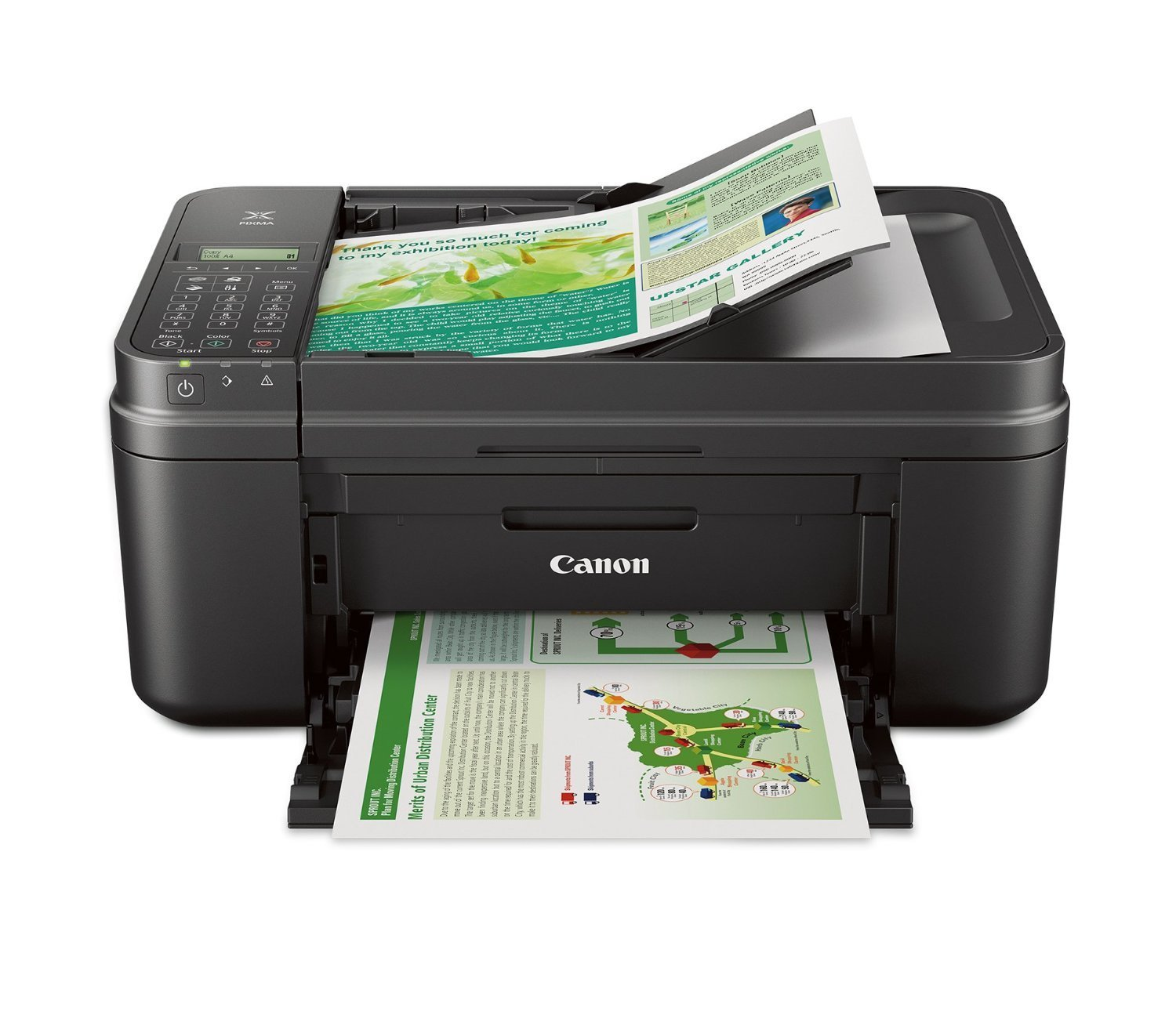 Printer Canon MX494 Driver for Linux Mint 18 How to Download and Install - Featured