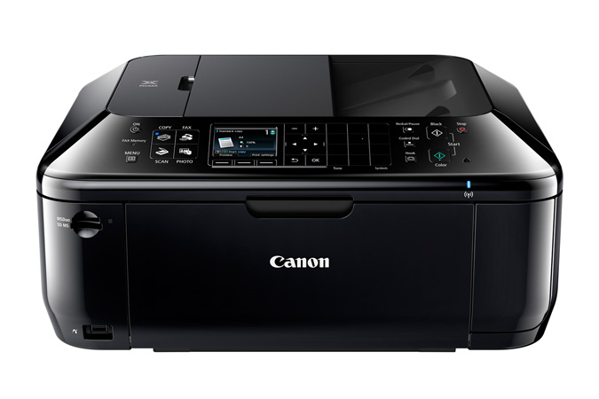 Step-by-step Canon MX715 Driver Mint 20 Installation - Featured