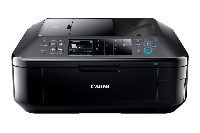 Printer Canon PIXMA MX884 Driver Ubuntu Linux Installation - Featured