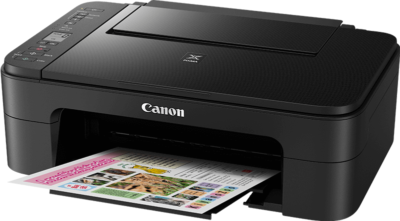 Install Canon TS3120/TS3122 Printer Driver on Debian - Featured