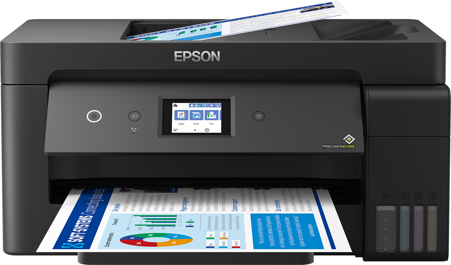 Step-by-step Driver Epson Printer ET-15000 MX Linux Installation -  Featured