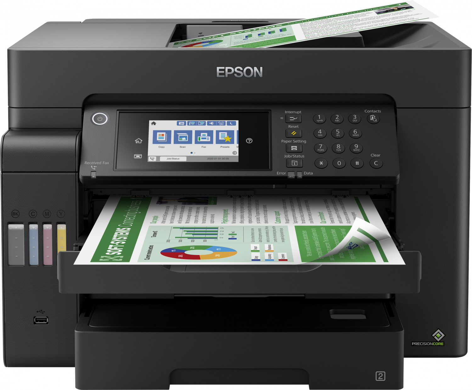 Step-by-step Driver Epson Printer ET-16600 MX Linux Installation -  Featured