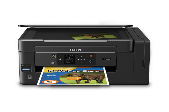 Step-by-step Driver Epson Printer ET-2600 MX Linux Installation - Featured