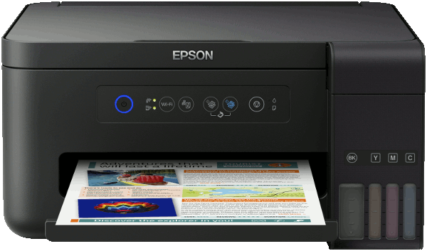 Driver Epson L3150/L3160 Ubuntu 18.04 How to Download and Install -  Featured