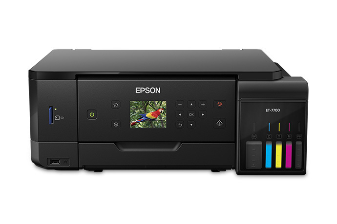 Driver Epson ET-7700 Linux Mint How to Download and Install  - Featured