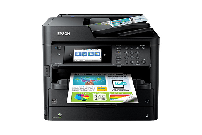 Step-by-step Driver Epson Printer ET-8700 MX Linux Installation -  Featured
