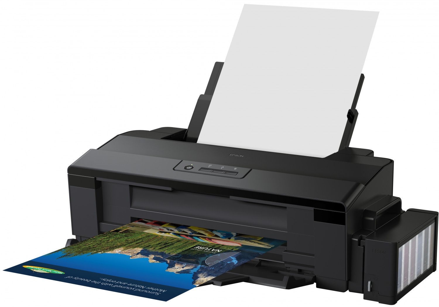 Driver Epson L1800 Ubuntu How to Download and Install  - Featured