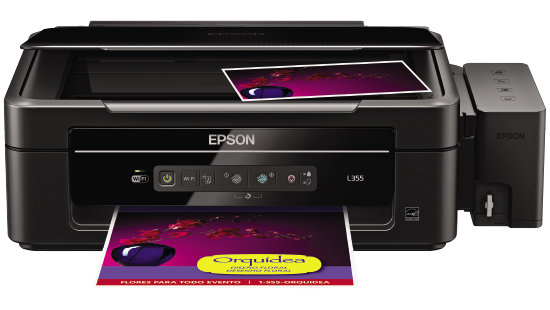 Step-by-step – Driver Epson L350/L355 Linux Mint Installation