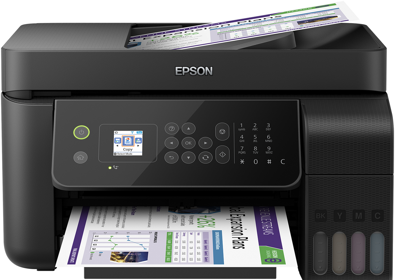 Step-by-step Driver Epson Printer L5190 Fedora Installation -  Featured