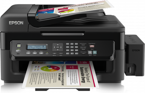 Step-by-step Driver Epson Printer L565/L566 Debian Installation -  Featured