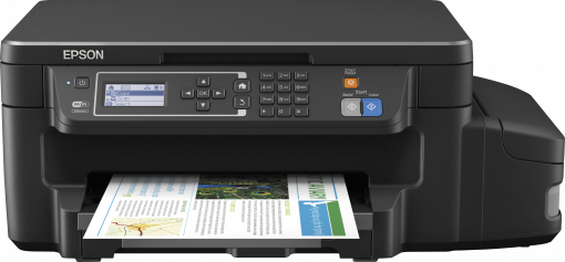 Step-by-step Driver Epson Printer L605 Manjaro Installation -  Featured
