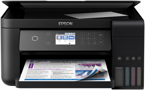 Driver Epson L6190 Ubuntu 19.10 How to Download and Install -  Featured