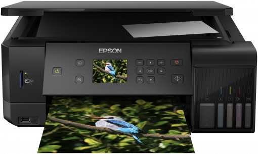 Step-by-step Driver Epson Printer L7160/L7180 Manjaro Installation -  Featured