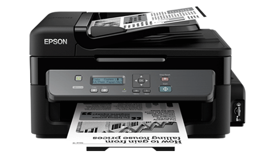 Driver Epson M200 Ubuntu 19.04 How to Download and Install -  Featured