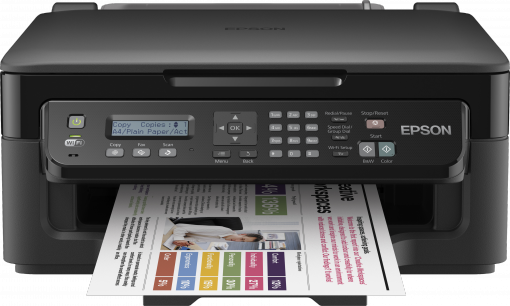 Driver Epson WF-2510 Ubuntu How to Download and Install  - Featured
