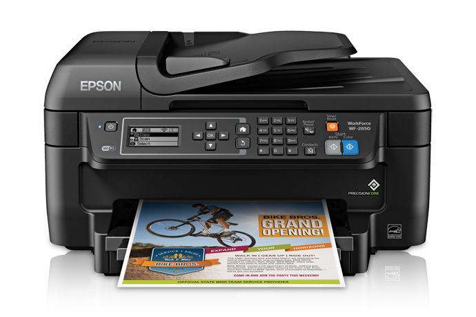 Driver Epson WF-2650 Ubuntu How to Download and Install  - Featured