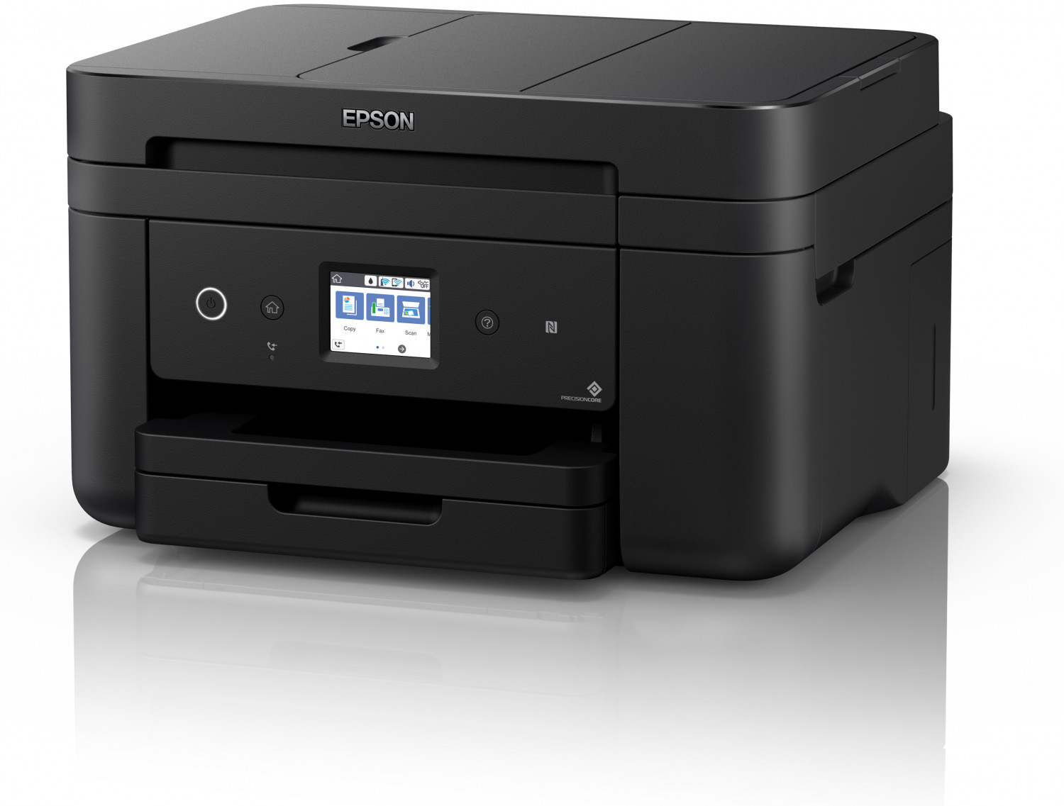 Step-by-step Driver Epson Printer WF-2860 Fedora Installation - Featured