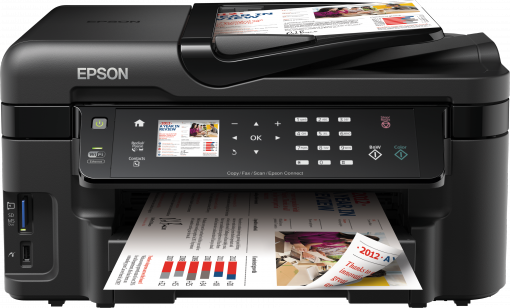 Driver Epson WF-3530 Ubuntu How to Download and Install  - Featured