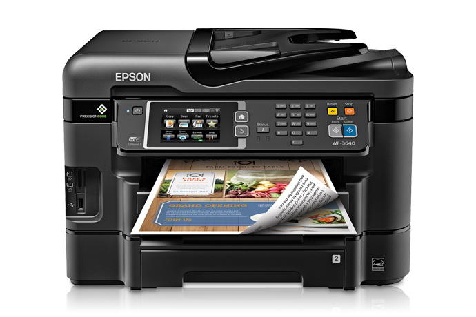 Driver Epson WF-3620 Ubuntu How to Download and Install  - Featured