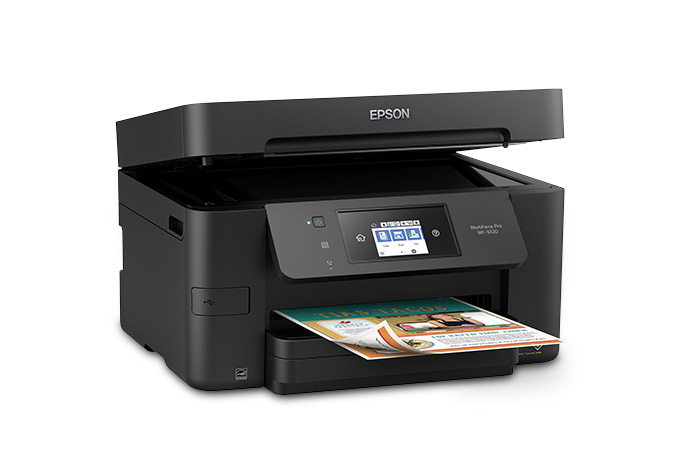 Step-by-step Driver Epson Printer WF-3720 MX Linux Installation -  Featured