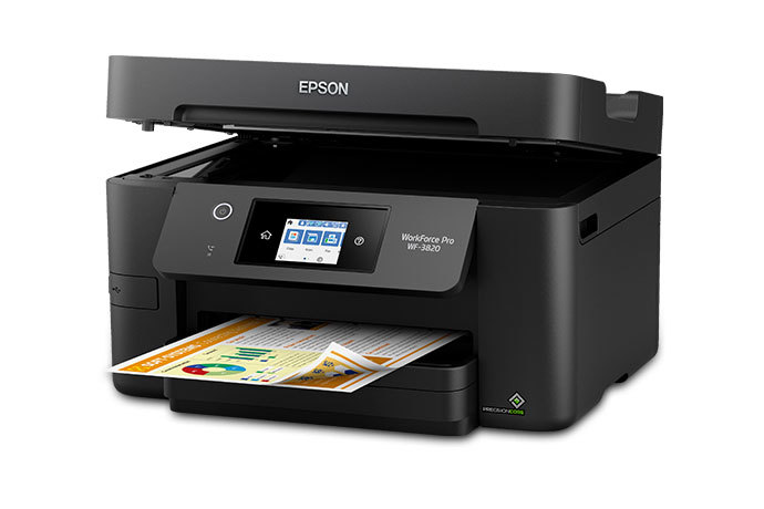 Step-by-step Driver Epson Printer WF-3820 Arch Installation - Featured