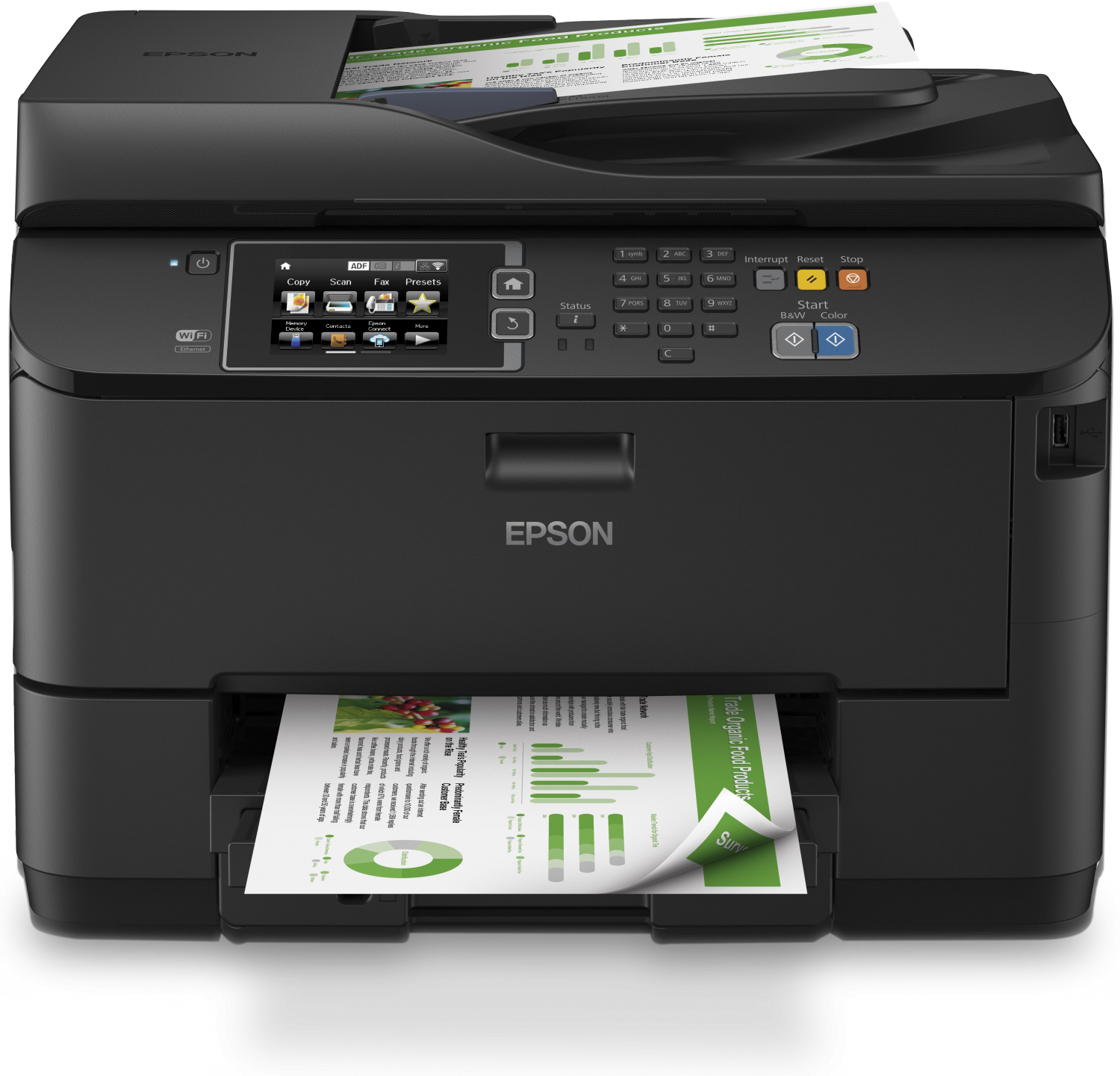 Driver Epson WF-4640 Ubuntu 18.04 How to Download and Install -  Featured
