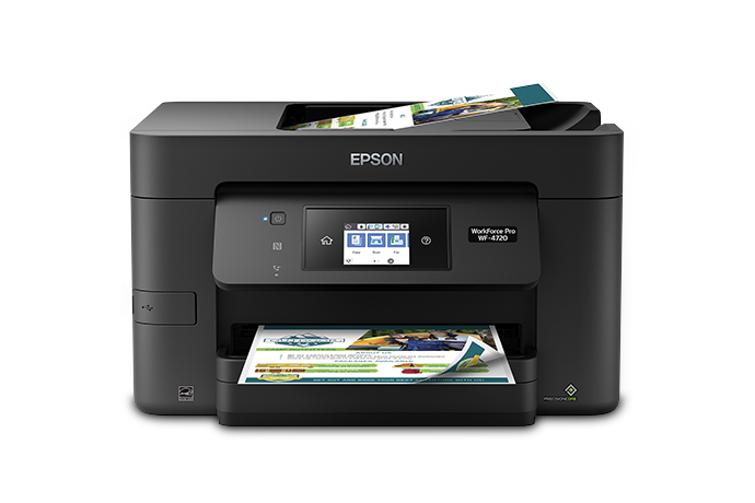 Step-by-step Driver Epson Printer WF-4720 Manjaro Installation - Featured