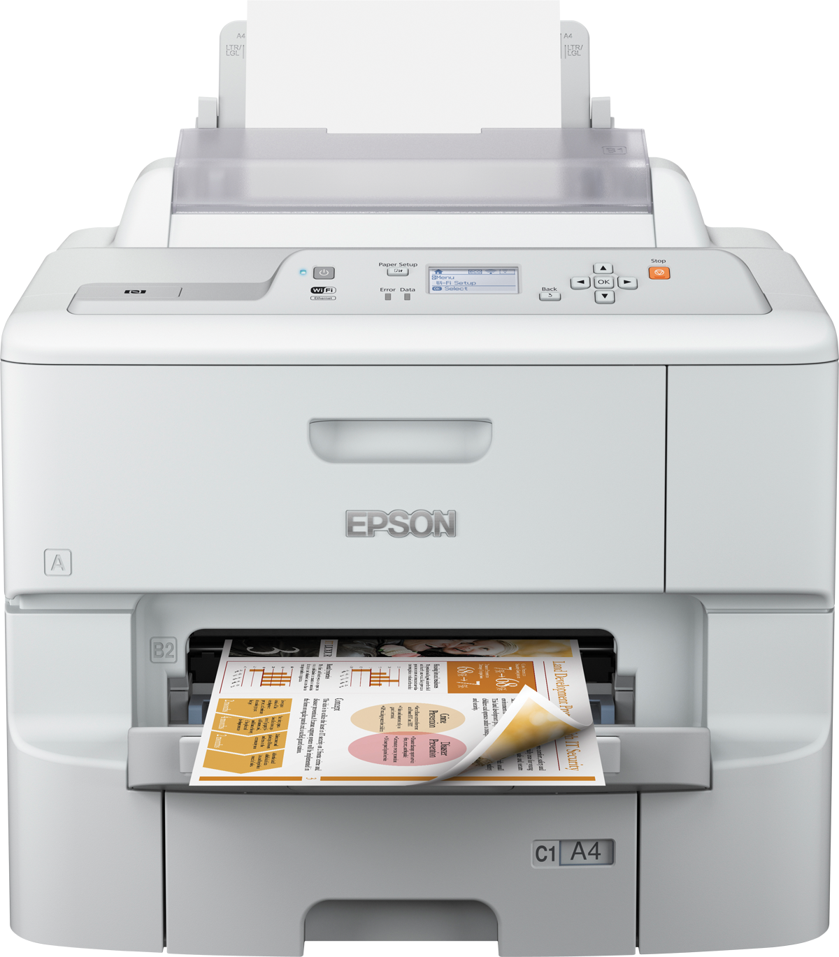 Driver Epson WF-6090 Ubuntu How to Download and Install  - Featured