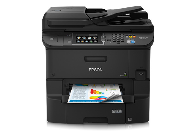 Driver Epson WF-6530 Ubuntu How to Download and Install  - Featured