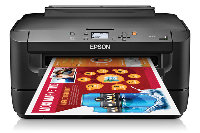 Driver Epson WF-7110 Ubuntu How to Download and Install  - Featured