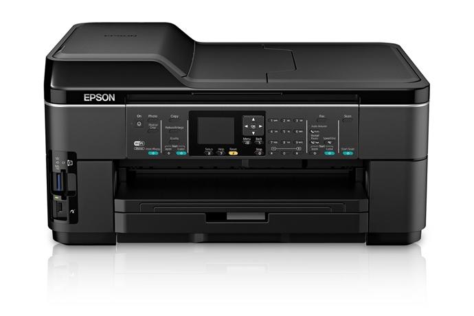 Driver Epson WF-7515 Ubuntu How to Download and Install  - Featured