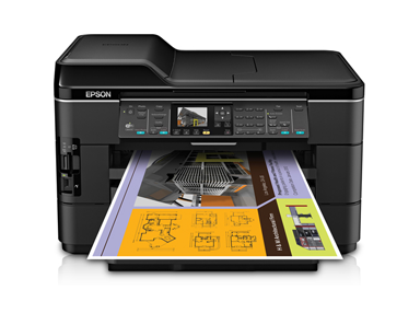 Driver Epson WF-7520 Ubuntu How to Download and Install  - Featured