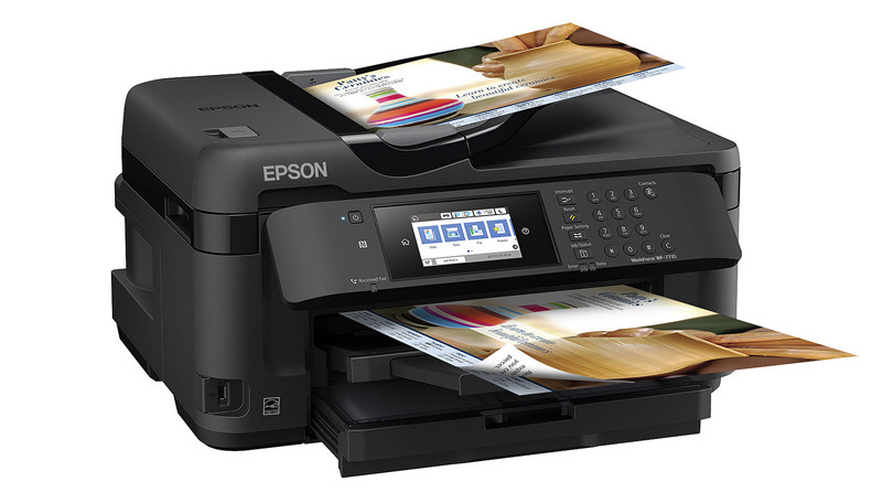 Driver Epson WF-7710 Ubuntu How to Download and Install -  Featured