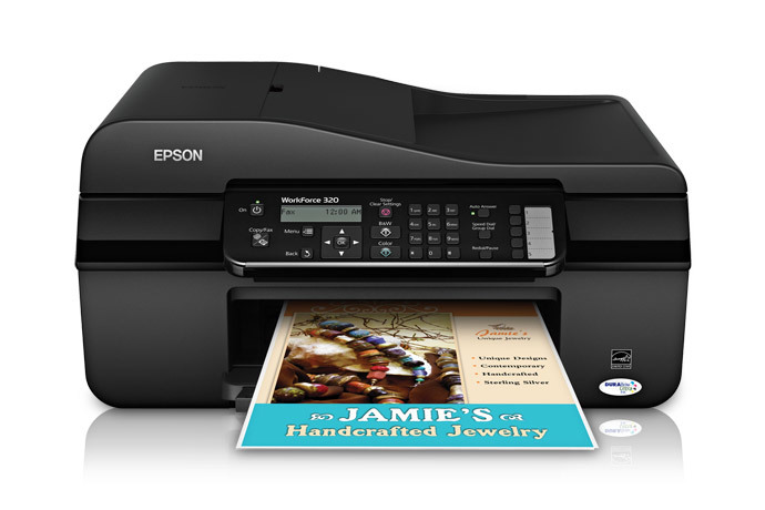 Driver Epson WorkForce 320 Ubuntu 18.04 How to Download and Install -  Featured