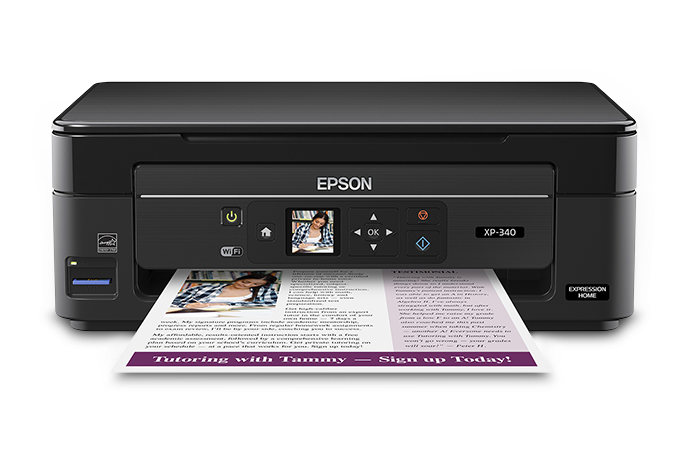 Driver Epson XP-340 Ubuntu 14.04 How to Download and Install -  Featured