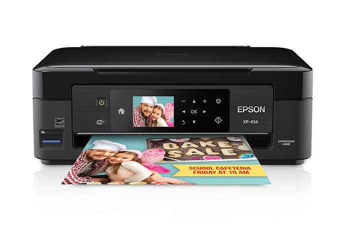 Driver Epson XP-434 Fedora How to Download and Install -  Featured