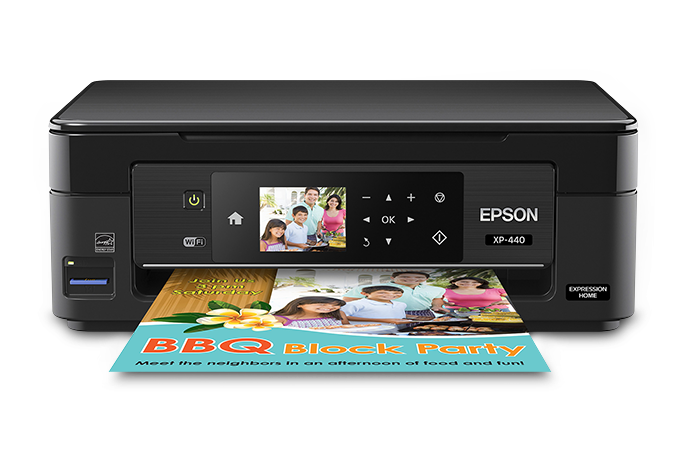 Driver Epson XP-440 Ubuntu How to Download and Install  - Featured