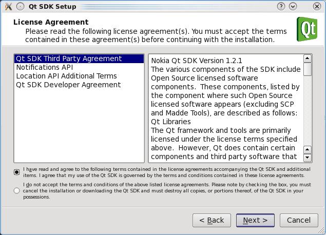 Installing QT5 SDK for Linux 3