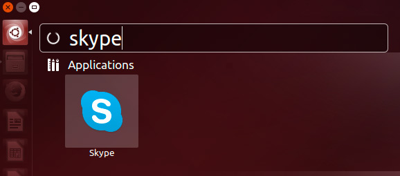 Install the Latest Skype on Ubuntu 14.10 Linux - Skype Launcher