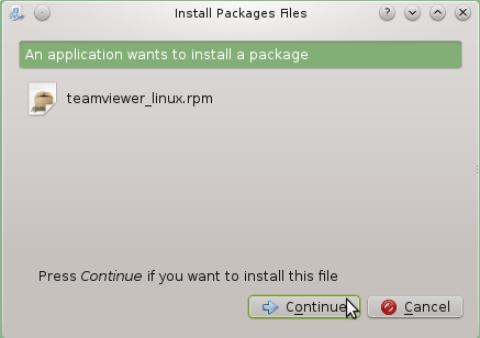 Install TeamViewer 15 for Kubuntu 16.04 Xenial LTS - Installing by Package Manager 1
