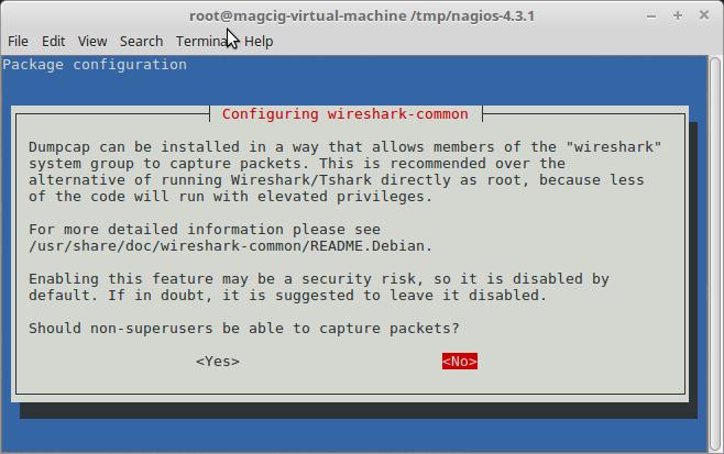 Latest Wireshark Quick Start on Ubuntu Linux - Enabling dumpcamp