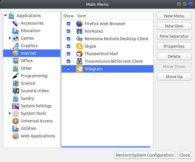 Ubuntu Gnome Create App Launcher 4