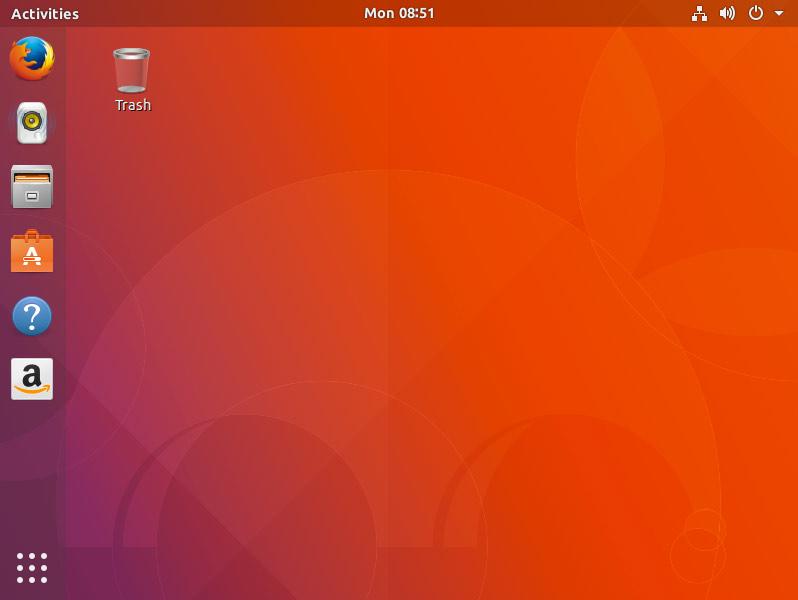 How to Install Dual Boot for Windows 10 and Ubuntu 17.10 Artful Linux - Ubuntu Linux 17.10 Artful Desktop
