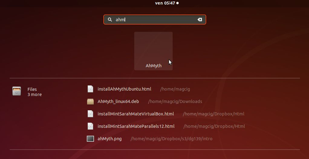 How to Install AhMyth in Debian Buster 10 - UI