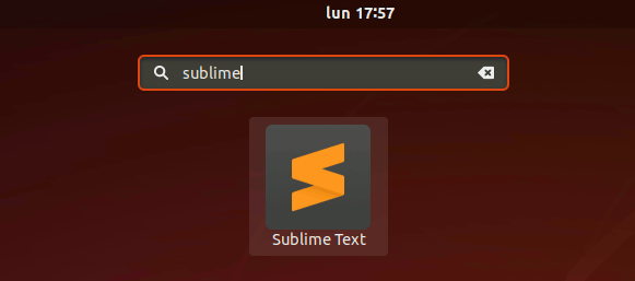 Install Sublime Text Editor Ubuntu 17.10 Artful - Sublime Text Launcher on Ubuntu Desktop