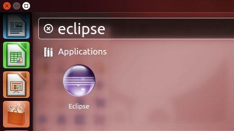 How to Install Eclipse for Java EE Developers in Ubuntu 17.04 Zesty  - Eclipse Desktop Launcher